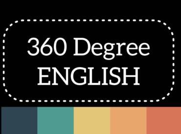 360 DEGREE ENGLISH